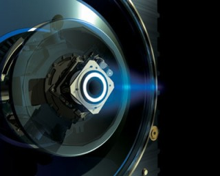 Ионный реактивный двигатель