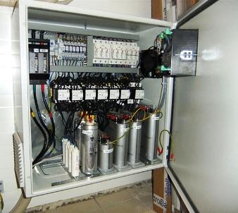 Низковольтная конденсаторная установка