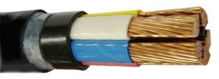 бронированный медный кабель марки ВБбШв