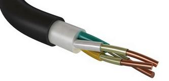 Полимерная изоляция кабеля