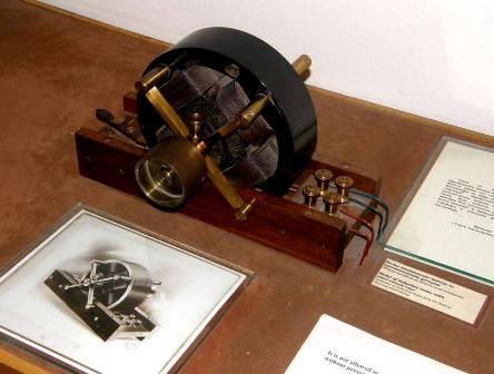 многофазынй электромотр Тесла