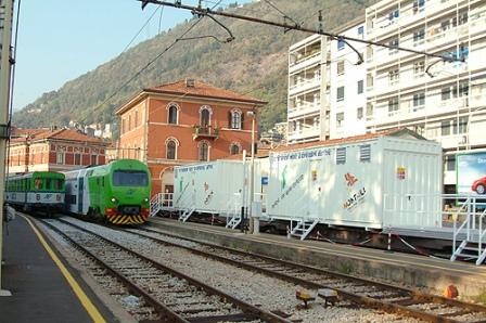 Электрофицированный железнодорожный транспорт