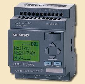 логический микропроцессорный модуль фирмы Siemens