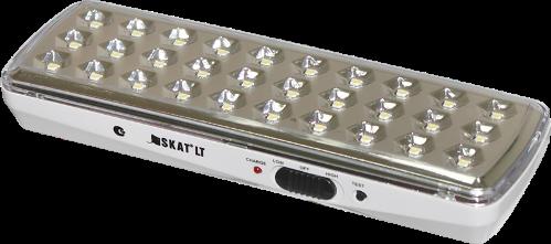 светодиодный светильник для аварийного освещения