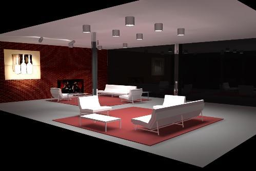 Проектирование освещения в Dialux