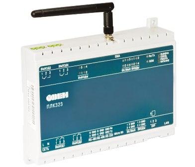 Коммуникационные контроллеры ПЛК304 / ПЛК323