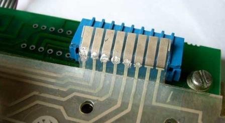 Электропроводящий клей
