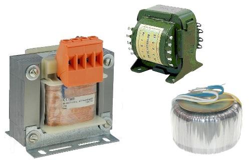Сетевые трансформаторы
