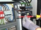 Прозвонка и подключение кабеля к оборудованию