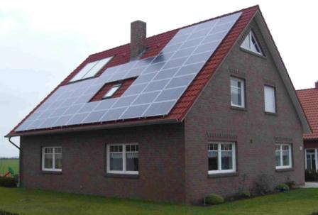 Комбинированная солнечная электростанция