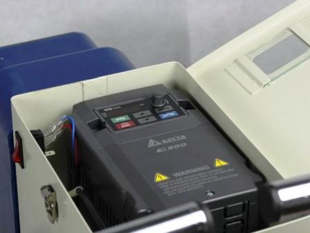 Настройка частотного преобразователя