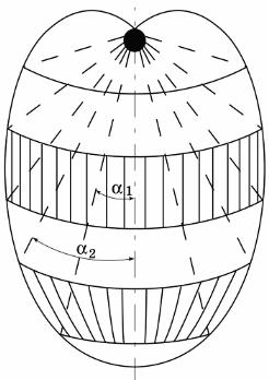 Модель симметричного излучателя
