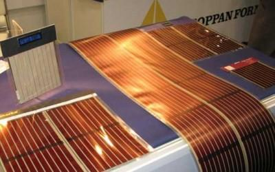 Тонокопленочные солнечные элементы