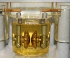 Испытание трансформаторного масла