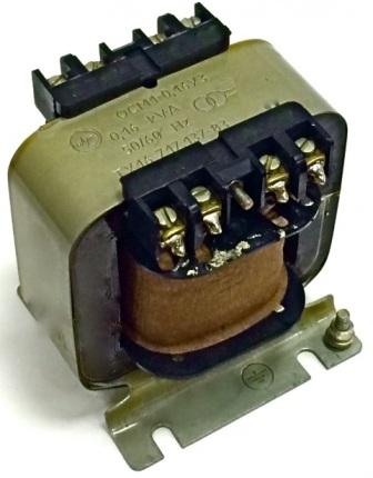 Трансформатор ОСМ - назначение, устройство, характеристики