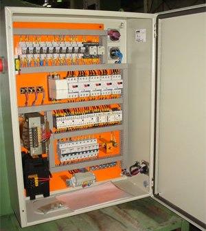 Шкаф управления станка
