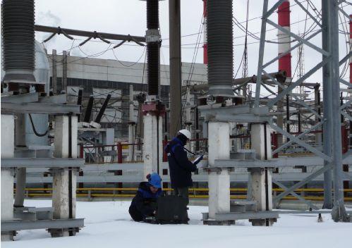 Диагностика электрооборудования на подстанции