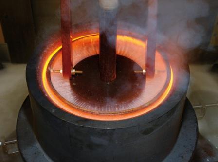 индукционная закалка металла