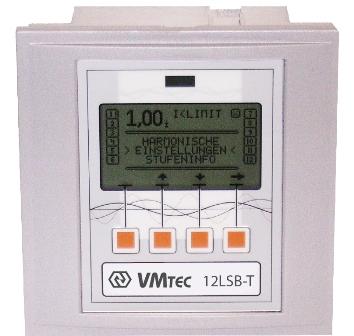 Автоматичсекий контроллер для компенсации реактивной мощности