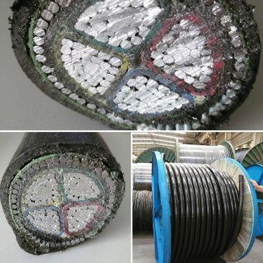 электрическая емкость кабеля