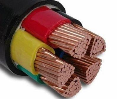 силовой электрический кабель