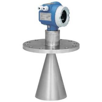 Микроволновый радарный уровнемер