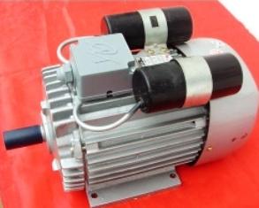 Однофазный конденсаторный двигатель
