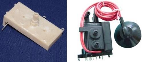 высоковольтные подстроечные резисторы