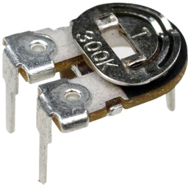 подстроечные резисторы на основе лаковой пленки