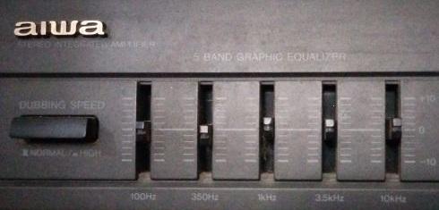 Потенциометры в музыкальной технике