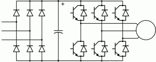 Силовые транзисторы в электрической схеме