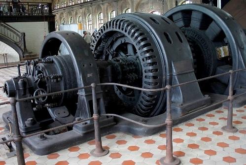 Мотор-генератор (умформер)