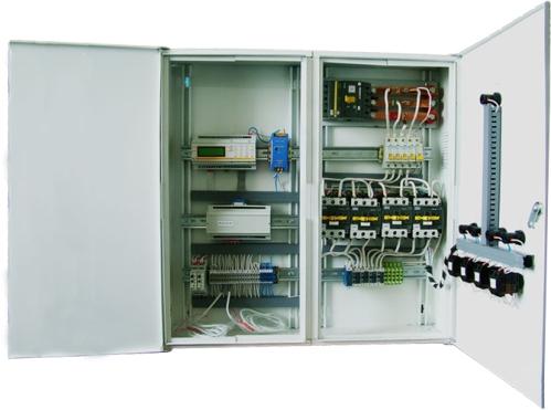 шкафы управления освещением