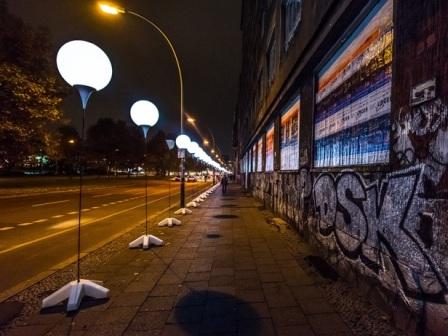 Интеллектуальная система уличного освещения