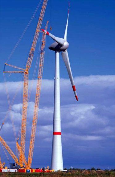 Строительство ветрогенератора