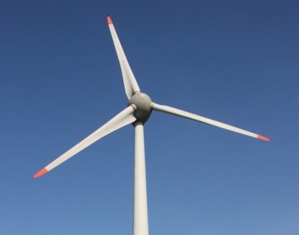 Ветрогенератор Enercon E-126