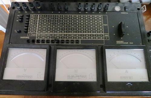Электроизмерительный комплект К540