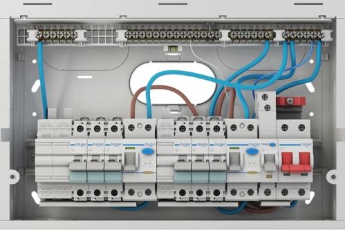 Автоматические выключатели в электрощите