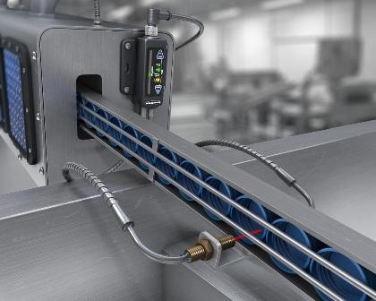 Оптоволоконные датчики в системах промышленной автоматизации