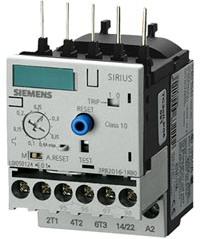 Электронное тепловое реле Siemens 3RB21