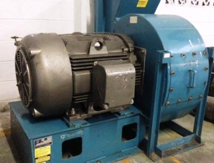 Электрический двигатель на производстве
