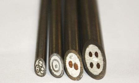нагревостойкие кабели с минеральной изоляцие