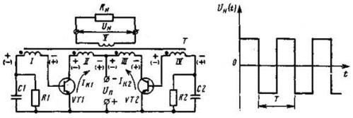 Осциллятор (генератор) Ройера