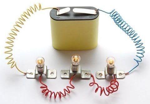 Прсотейшая электрическая цепь