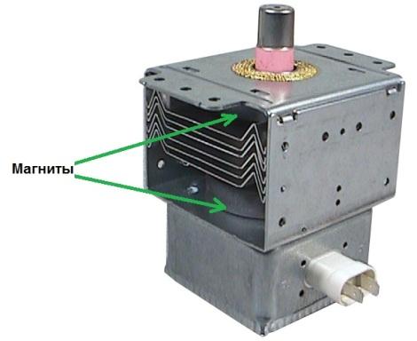 Постоянные магниты в бытовой электротехнике
