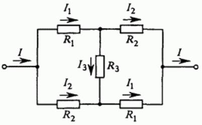 Мостовое соединение проводников