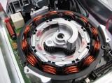 Управление вентильным электродвигателем