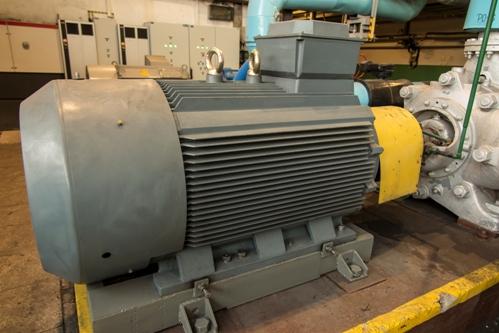 Управление оборотами двигателя переменного тока