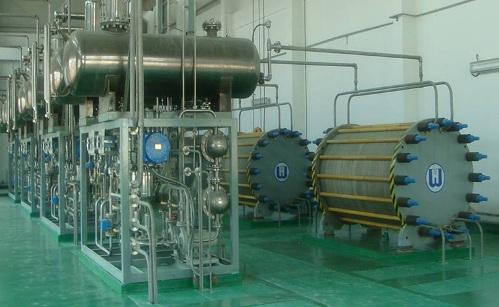 Получение водорода электролизом воды