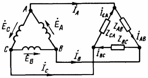 треугольник-треугольник